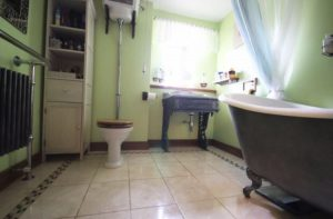 Bathroom 1 before