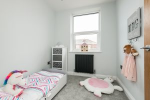 Small bedroom after