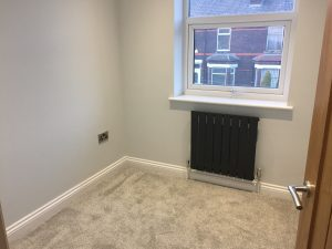Small bedroom before